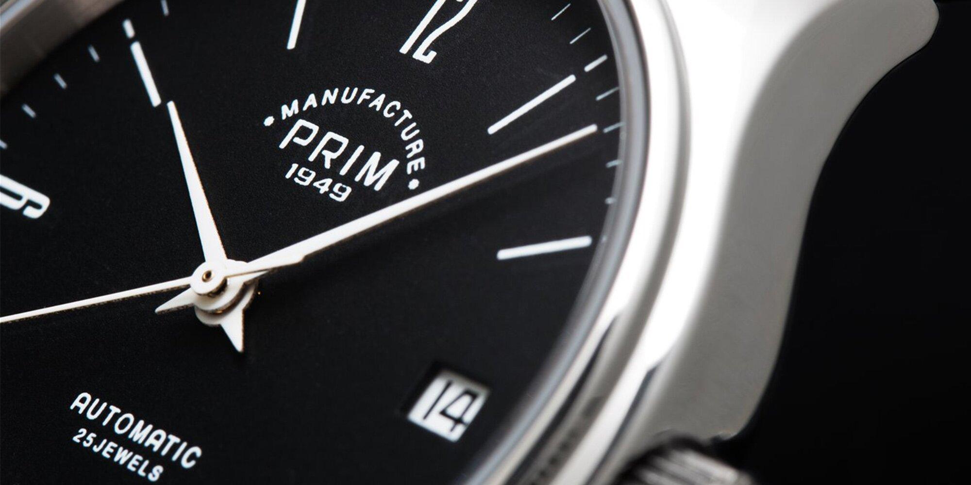 Luxusní hodinky Prim Linea 40 s individualizací  ac48677538