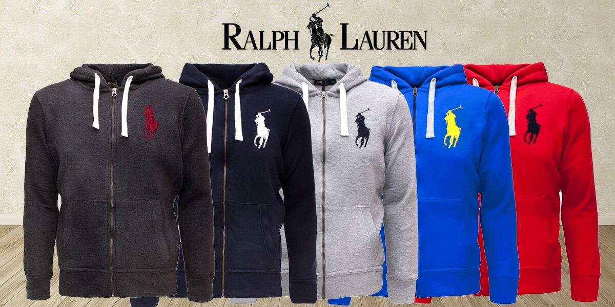 Luxusní pánské mikiny od Ralpha Laurena  7722108d8d