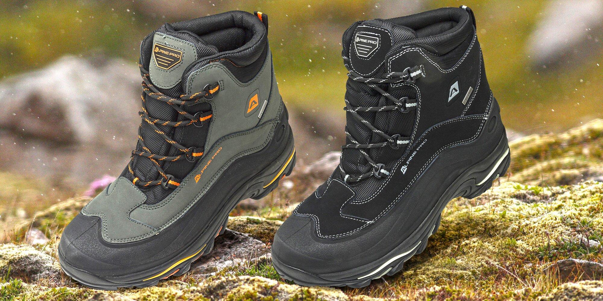 57f59ad118f Pánské outdoorové boty Alpine Pro PTX