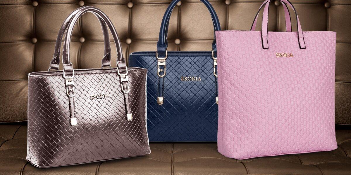 4e281167ec80 Elegantní dámské kabelky od značky Esoria