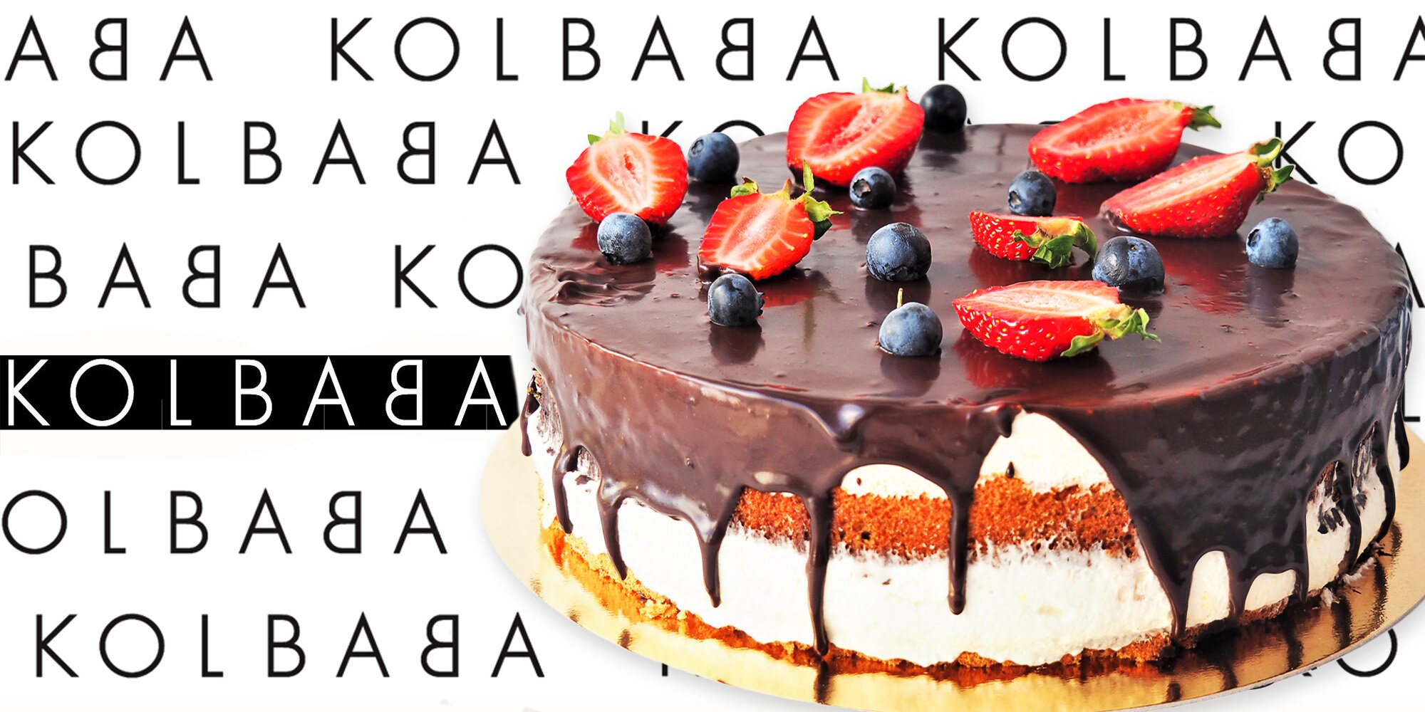 ac21394655 Tvarohový Míša nebo dort s lesním ovocem
