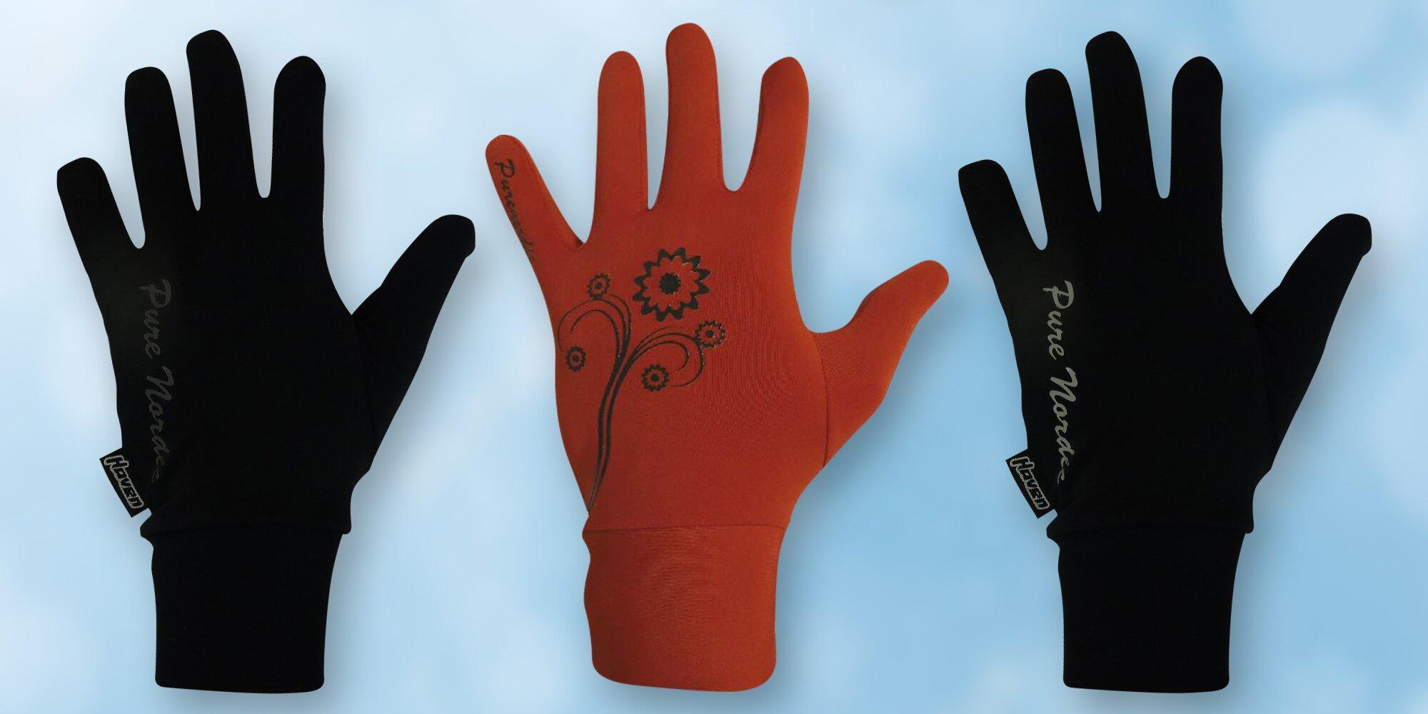 Tenké unisex rukavice Haven Pure Nordic Lite  c330f73cc1