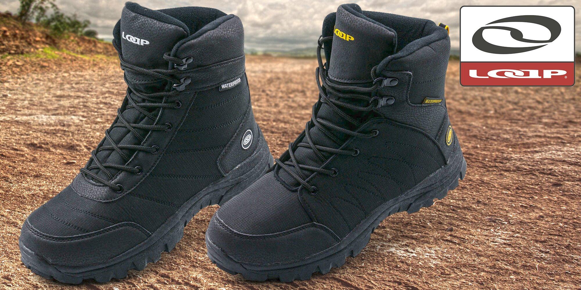 Pánské zimní boty Loap s membránou Waterproof  293f20f57d