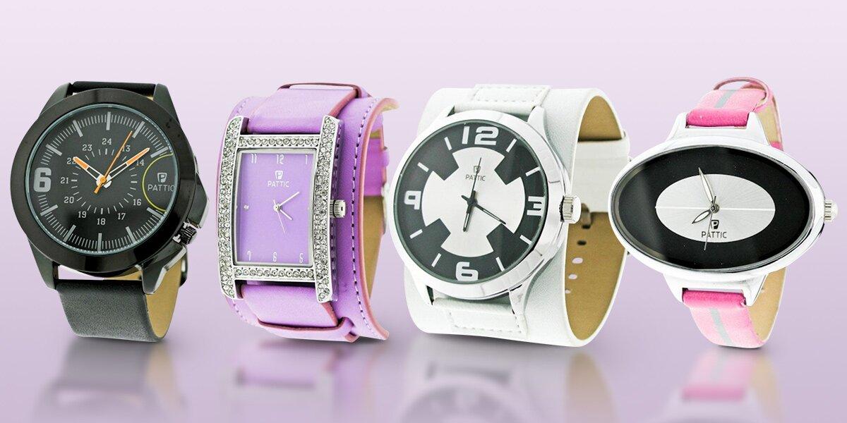 d35744f878b Minimalistické a elegantní hodinky Pattic