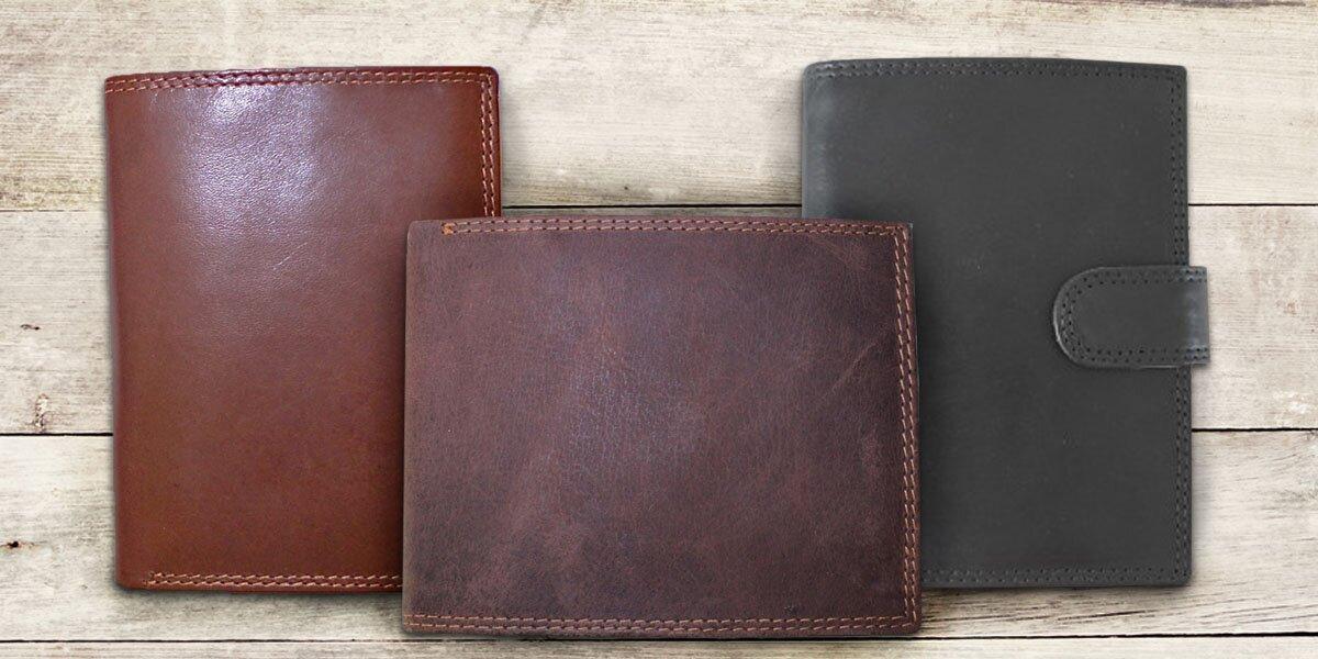 Pánské kožené peněženky Ricardo Ramos  d137bdc2ae