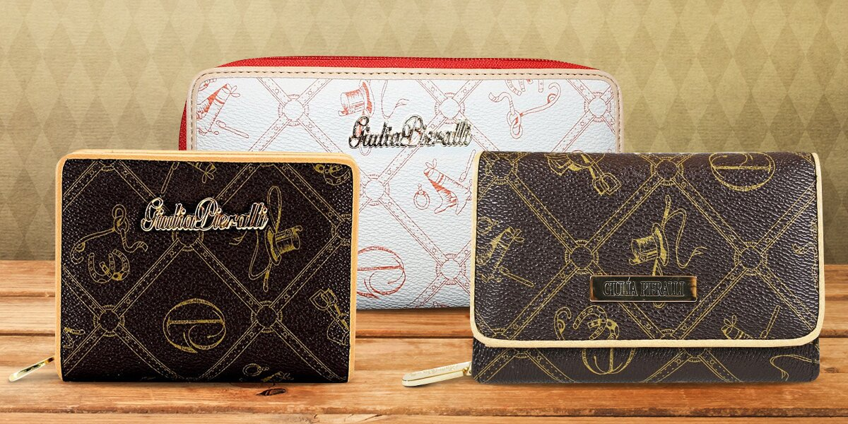 fd08665c480 Dámské peněženky a dokladovky Giulia Pieralli