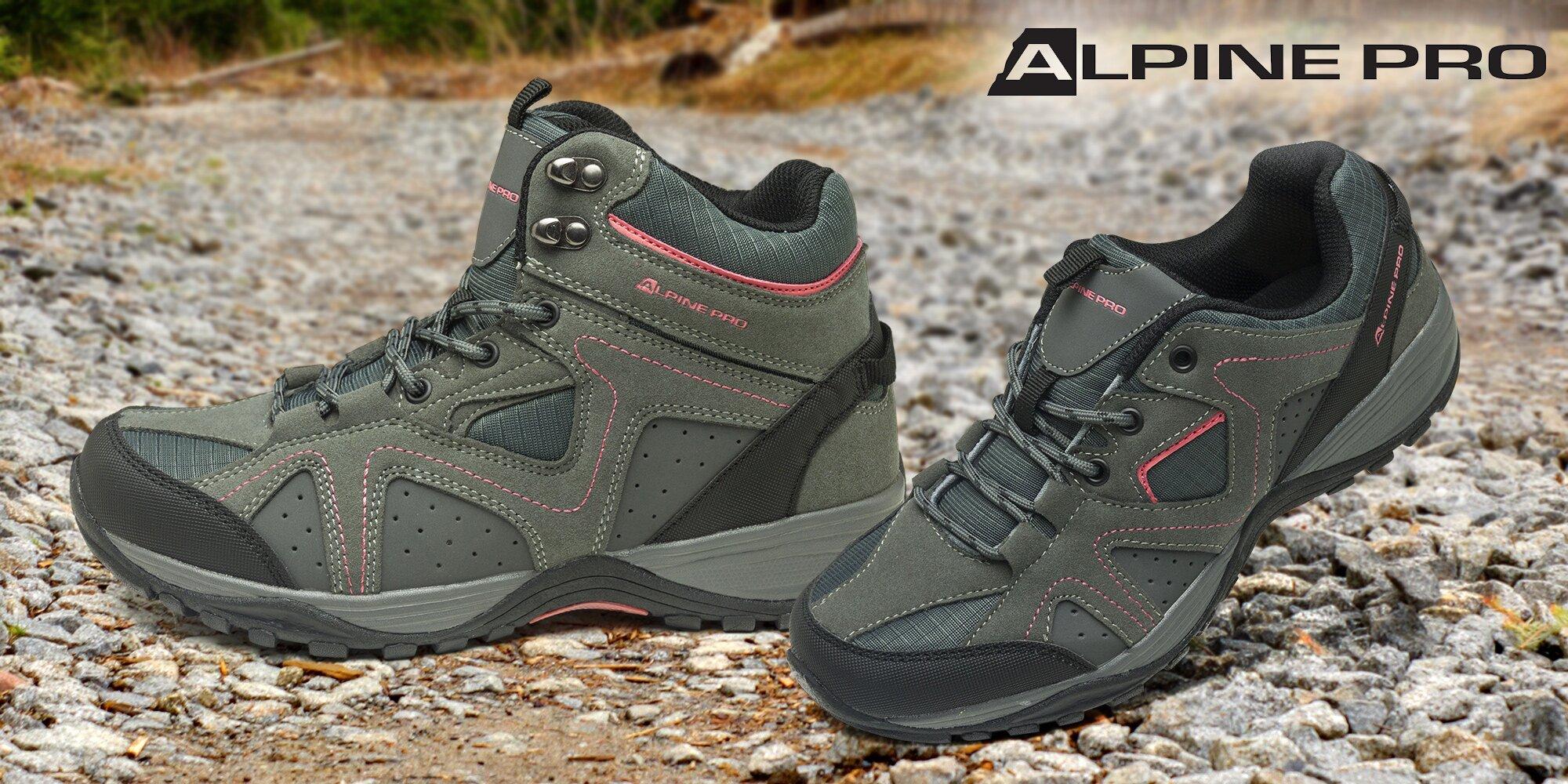 0009e54649e Dámské boty do terénu od značky Alpine Pro