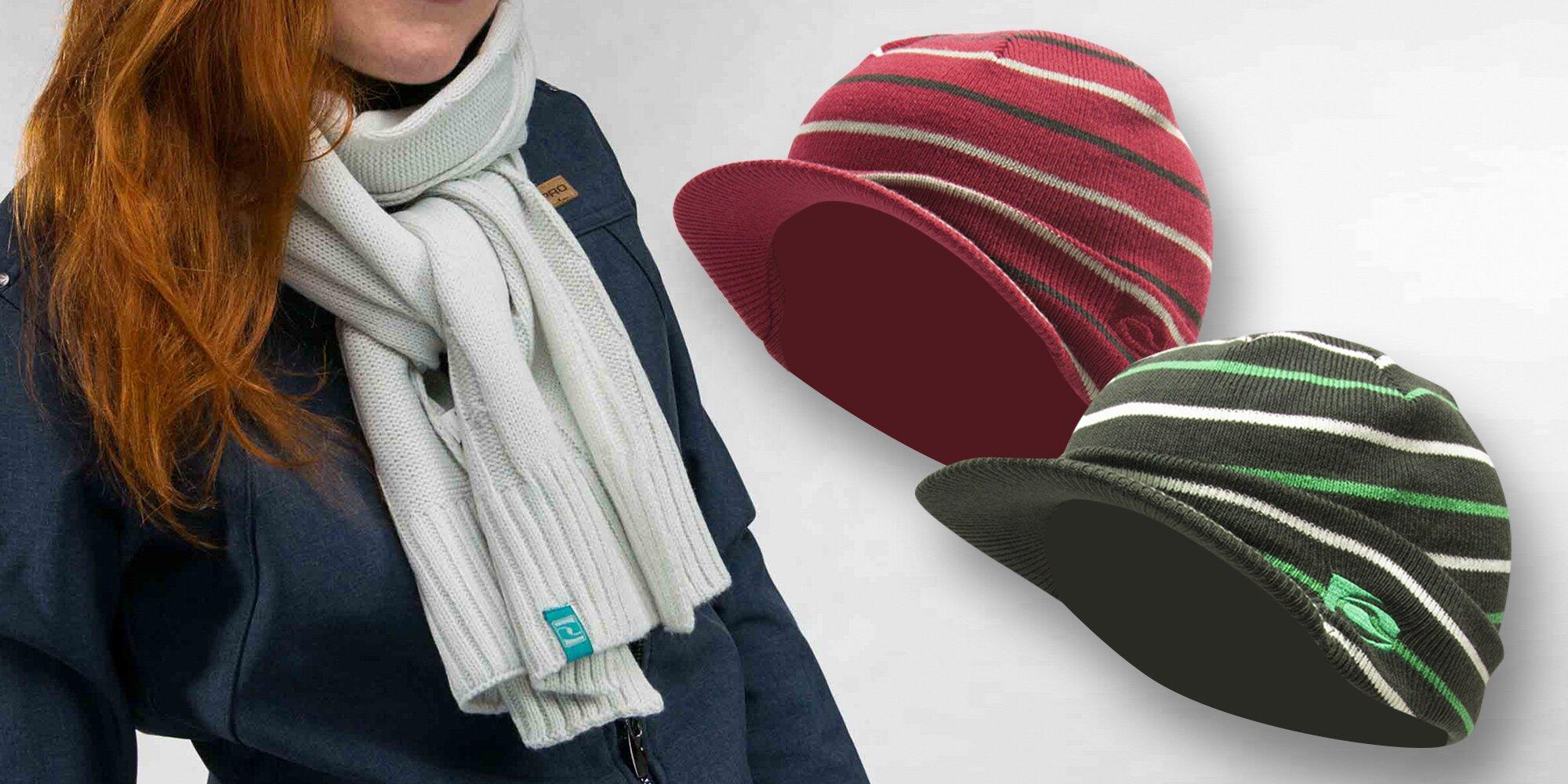 Zimní čepice a šály Loap  0b5796f908