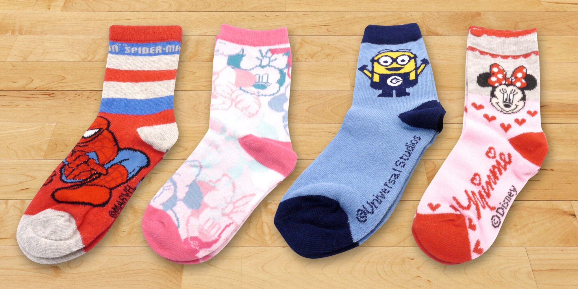 f4a4e23d669 Dětské ponožky s motivy pohádkových hrdinů