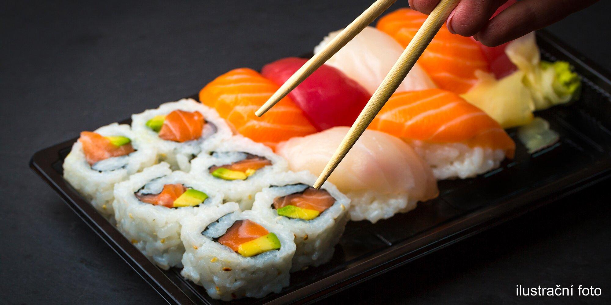 Прикольные картинки роллов и суши, картинках