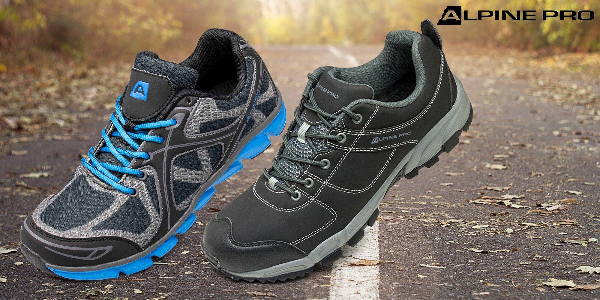 abaed28a54d Treková i sportovní pánská obuv Alpine Pro
