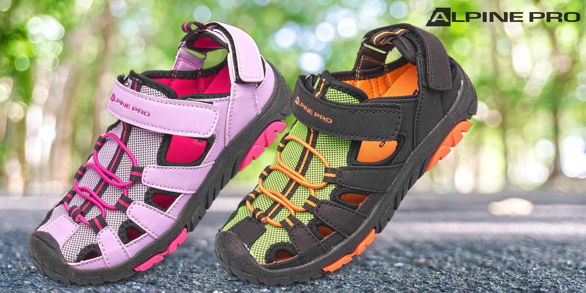 1405341ce827 Dětské sportovní sandály Alpine Pro  2 barvy