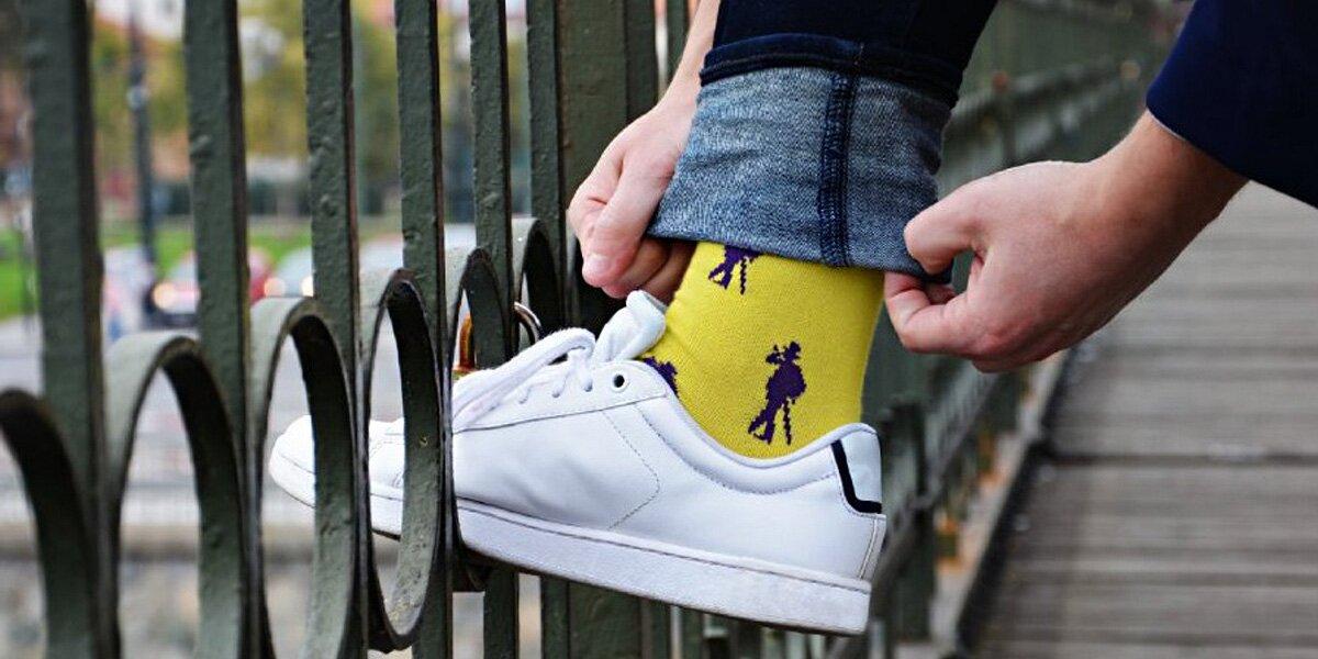 bb5cd80538e Originální ponožky českého výrobce Galant Socks