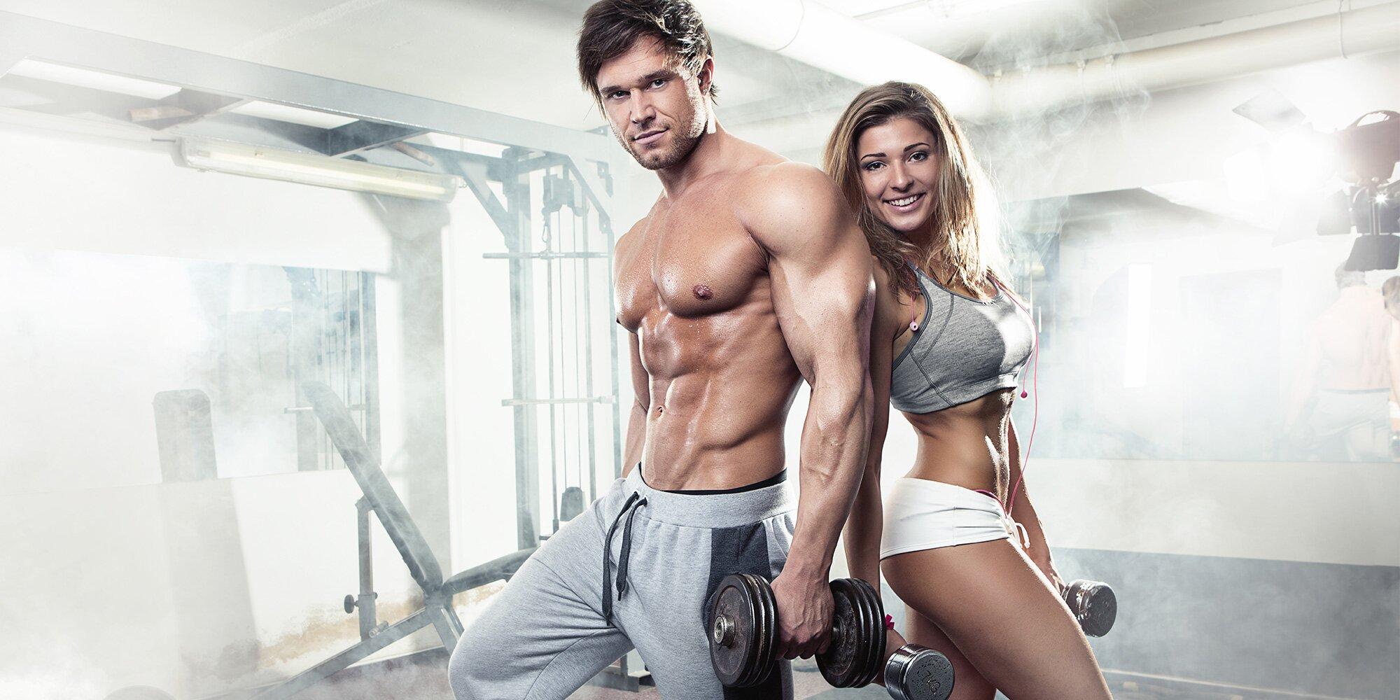 фитнес девушки борются с мужчинами шоу фото