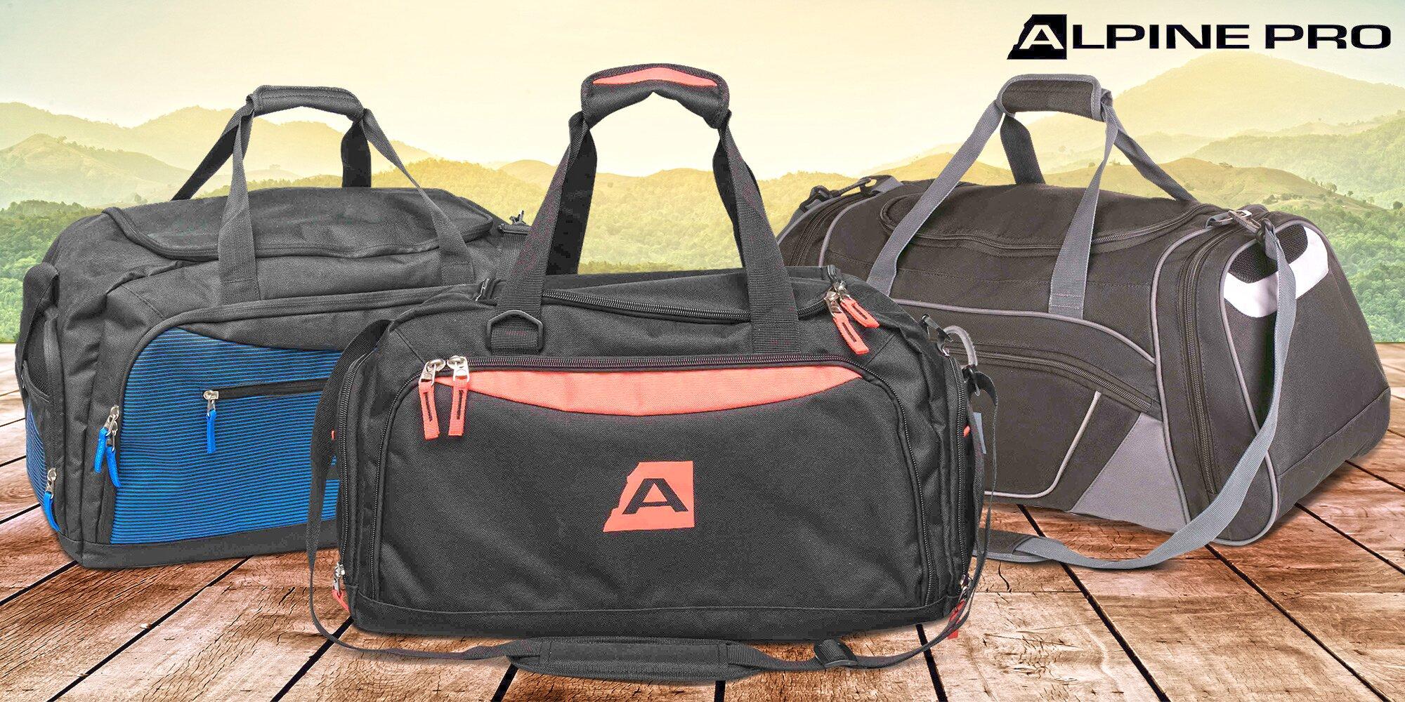 384568c751 Sportovní tašky Alpine Pro - 3 varianty