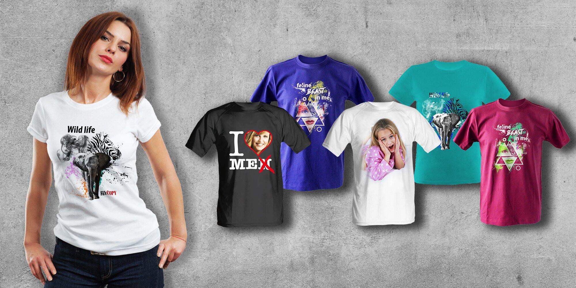 1b6a743fc768 Navrhněte si tričko s vlastním potiskem