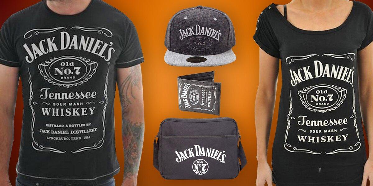 570fe8337ca Trička a módní doplňky s logem Jack Daniel s