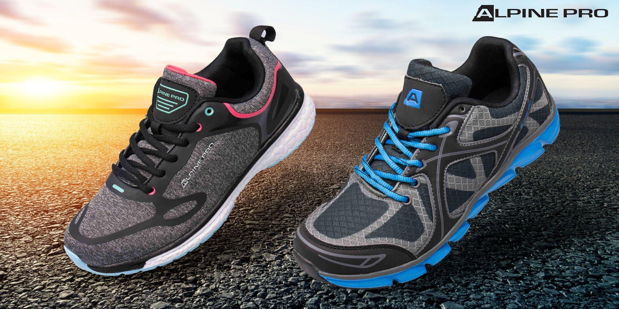 327b5952cee Dámská a pánská sportovní obuv Alpine Pro
