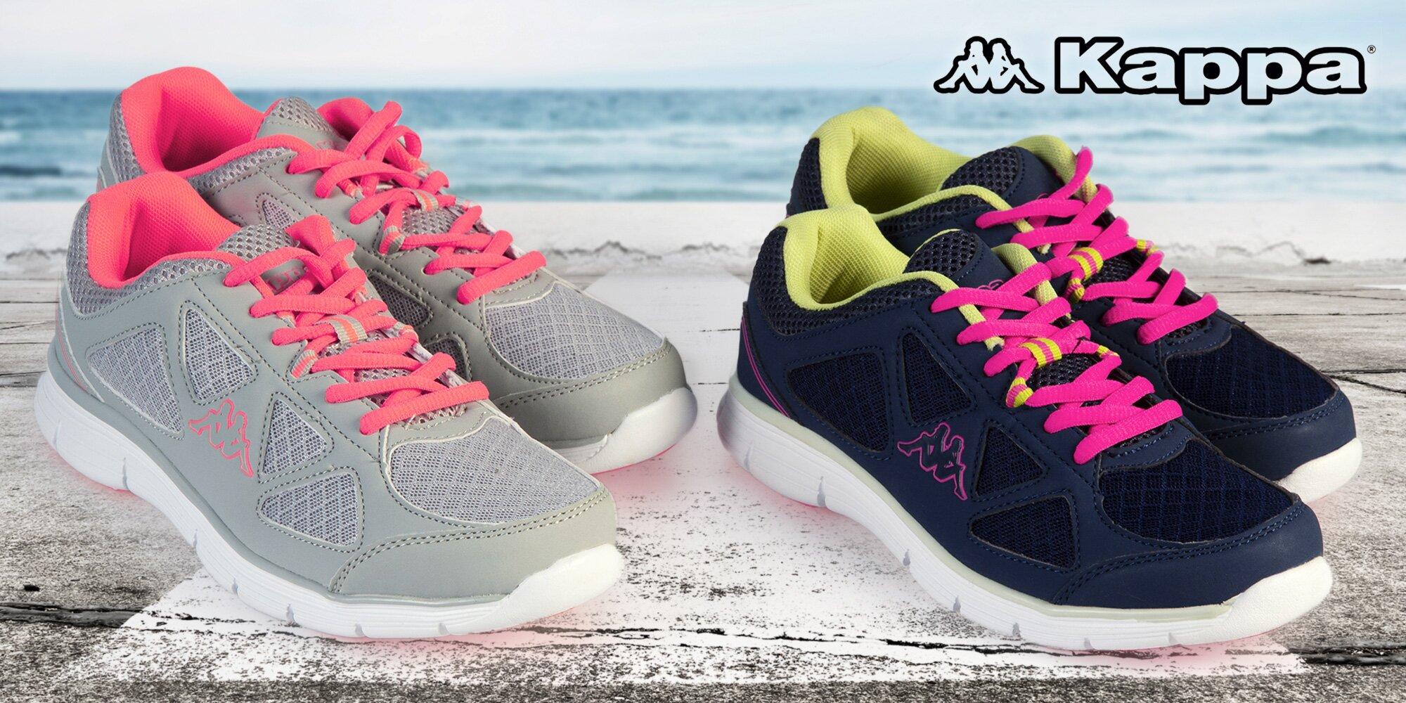 Dámské tréninkové sportovní boty Kappa  7b3eb4d2c3