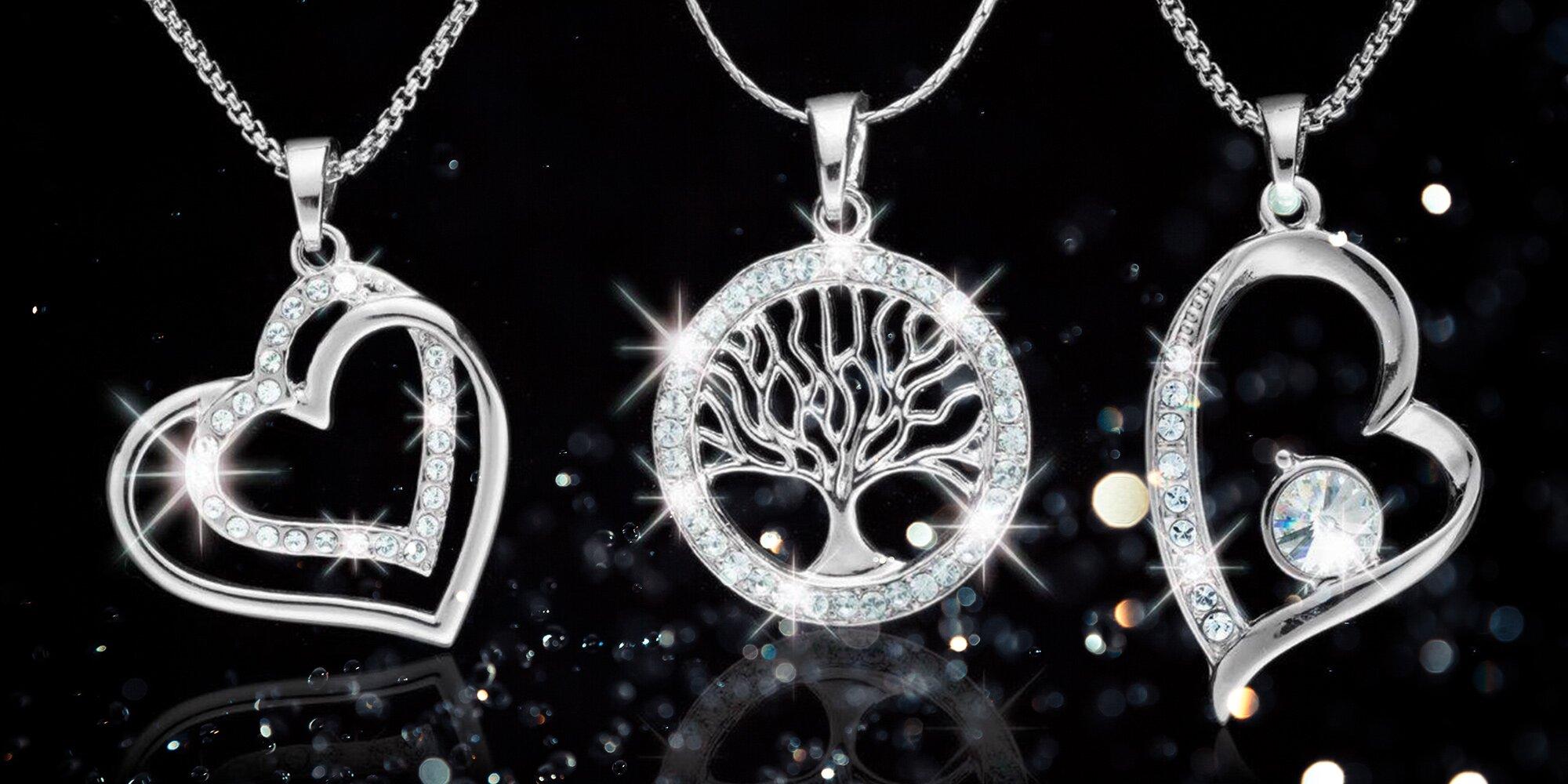 b14ba5bcd Elegantní šperky Swarovski Components | Slevomat.cz
