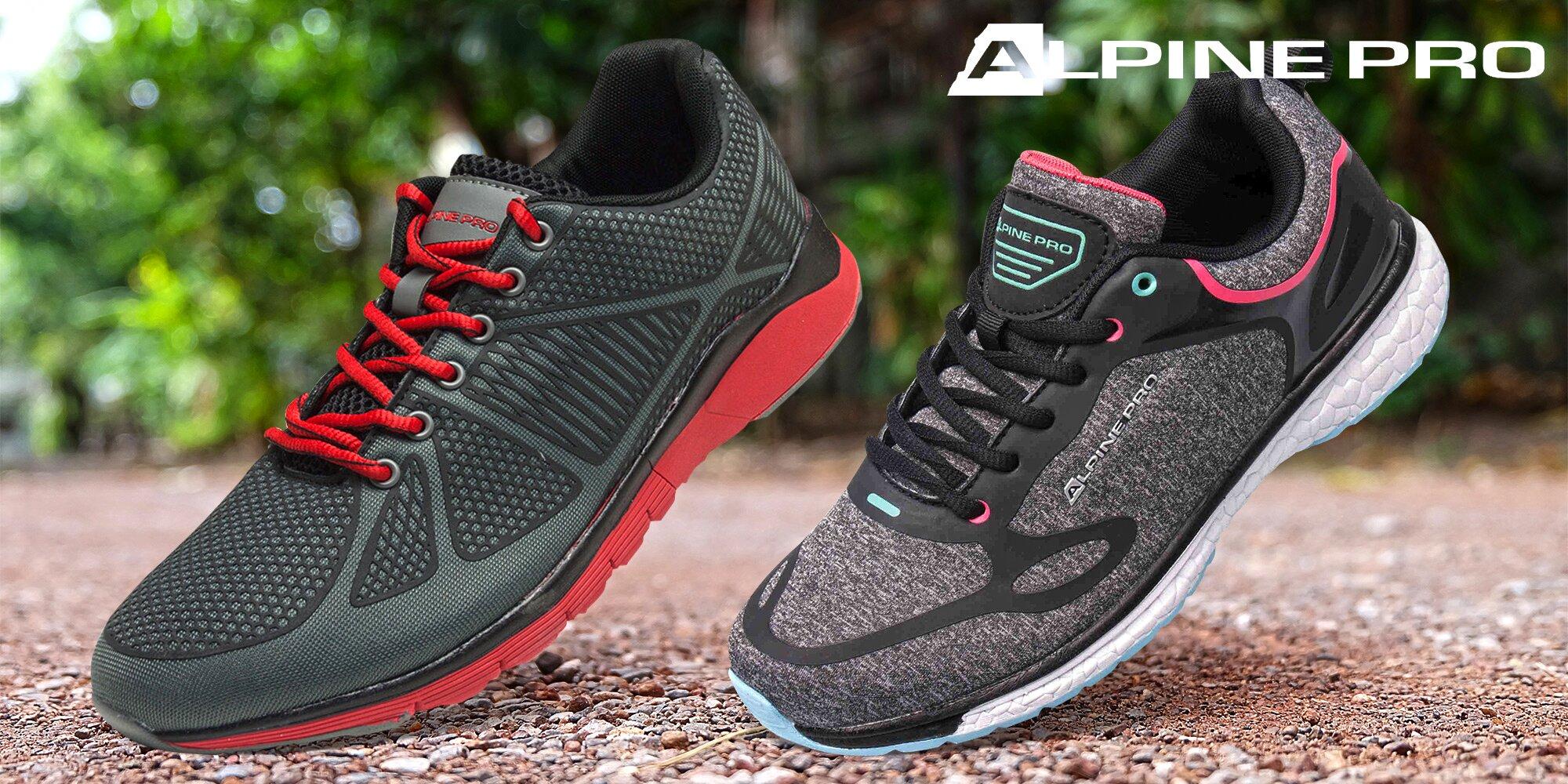 Pánská i dámská obuv Alpine Pro na sport i trek  c979f2aa40