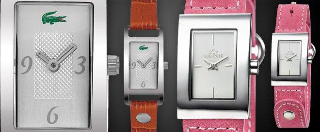 Značkové dámské hodinky Lacoste. Dárek 9c74e60982
