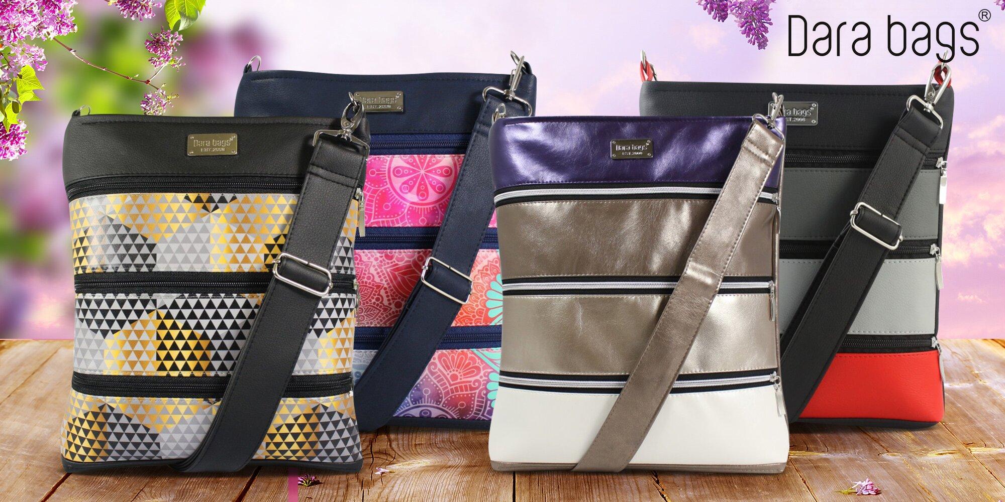 ca3ed9973a Originální ručně šité kabelky Dara bags