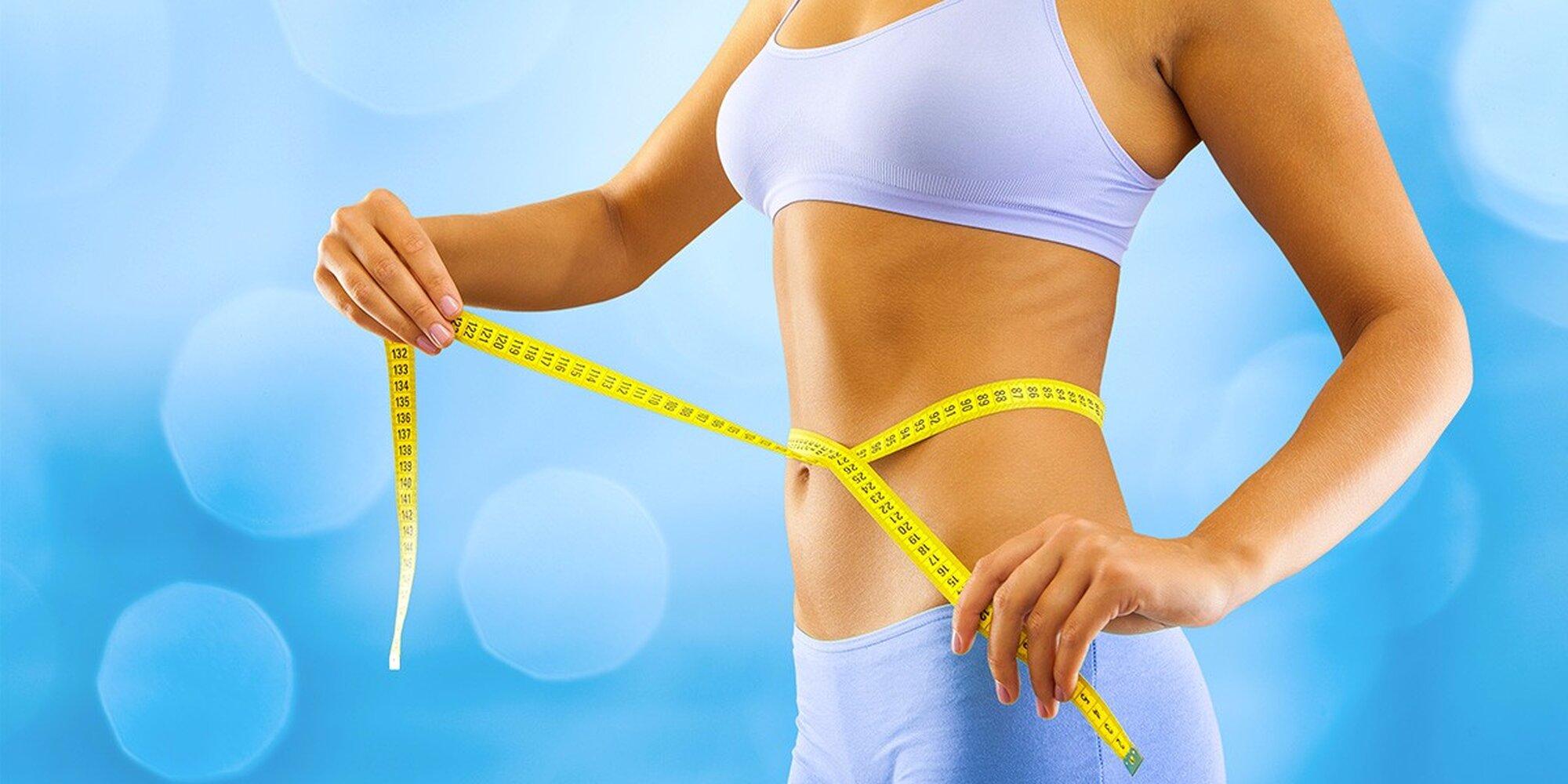 Похудеть за 6 недель