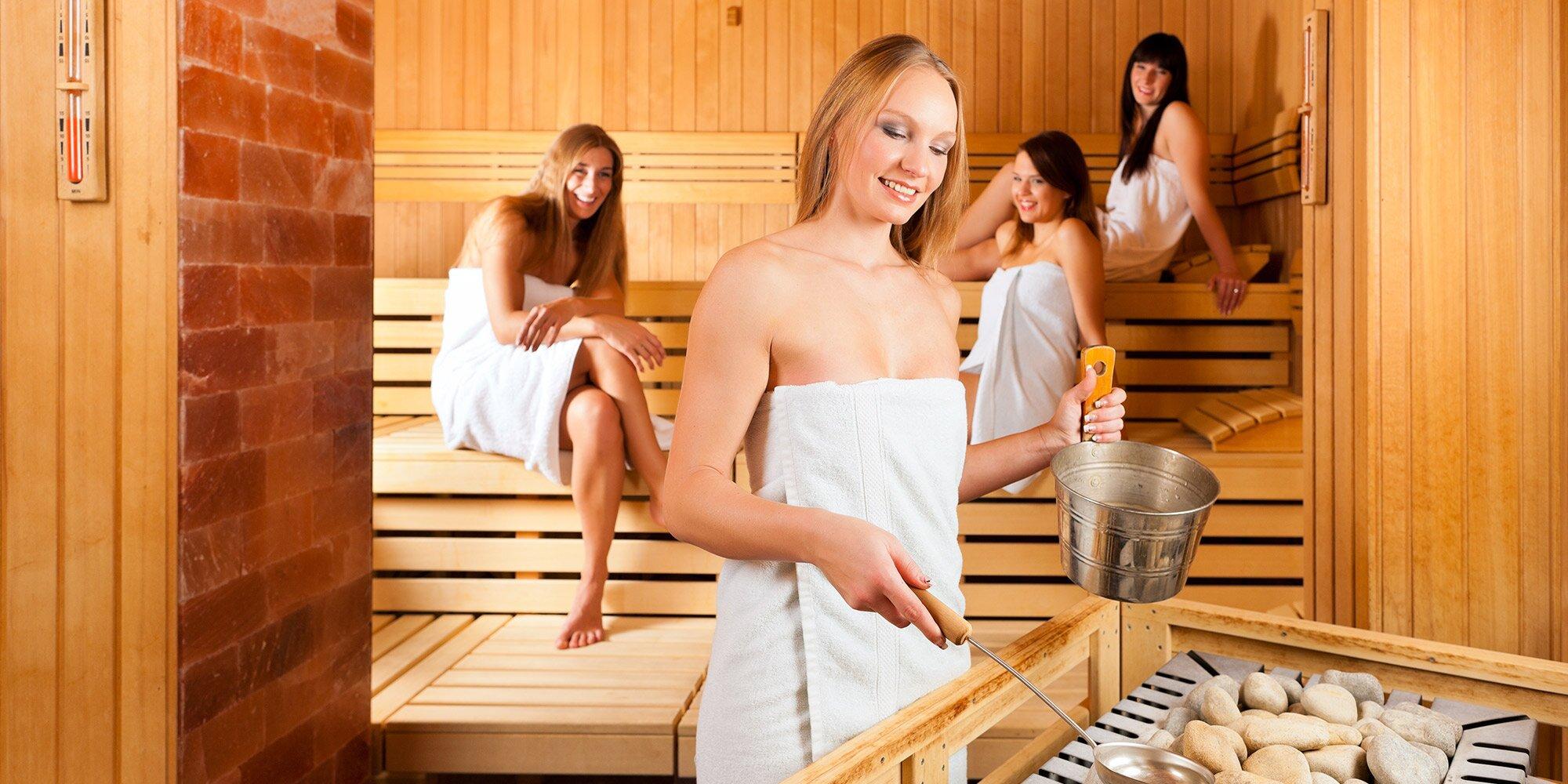 Фото русские семейные пары в бане, Наш семейный поход в баню (16 фото) 19 фотография