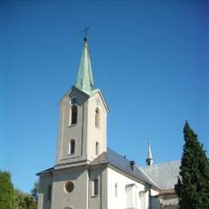 Slavičín – kostel sv. Vojtěcha