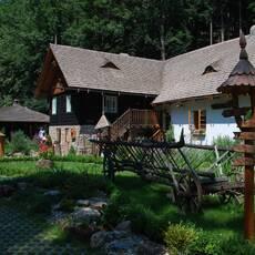 Šmiřákův mlýn v Kozlovicích