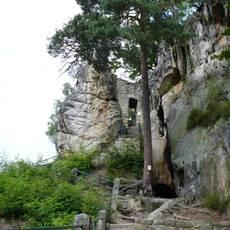 Skalní hrad Vranov