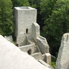 Hrad Choustník
