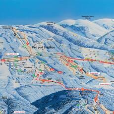 Ski areál Pec pod Sněžkou