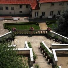 Praha – Zahrady pod Pražským hradem