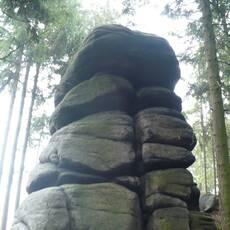 Moučné pytle - přírodní památka