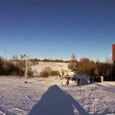Lyžařský stadion Churáňov
