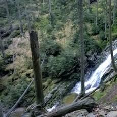 Vodopády Bílého potoka