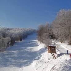 Skiareál Komáří vížka
