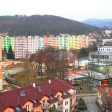 Kuřimská hora - Masarykova vyhlídka