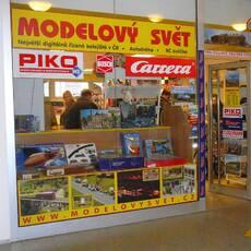 Modelový svět v Brně