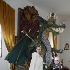 Pohádkové Staré hrady s dračí komnatou