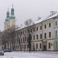 Velké náměstí Hradec Králové