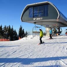 Ski areál Dolní Morava