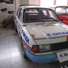 Muzeum sportovních vozů - Lány