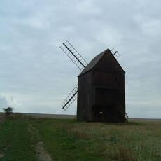 Větrný mlýn Bílovec