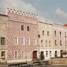 Náměstí Míru Slavonice