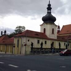 Kapucínský klášter a loreta v Rumburku