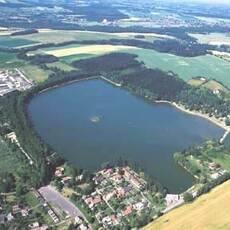 Vodní nádrž Baška