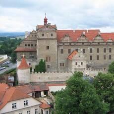 Zámek a hrad Horšovský Týn
